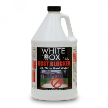 White Ox Blocker 20 - 1 Gallon (4 per case)