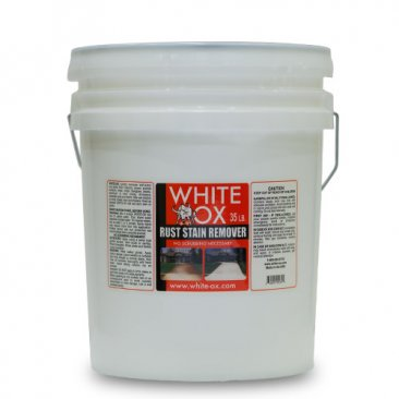 White Ox Crystals - 35lb